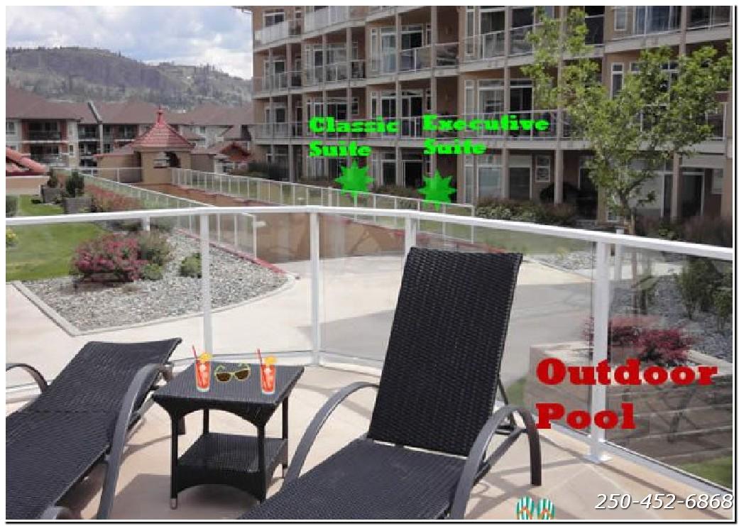 Pool Level Suites