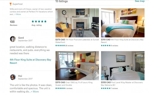 Kelowna Vacation Rentals on Airbnb